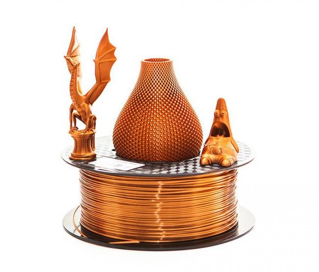 3DE Premium Silky PLA Filament