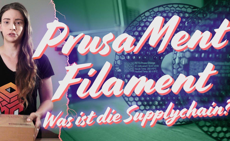 PrusaMent Filament