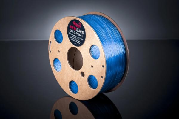 Redline PETG Transparent Blau