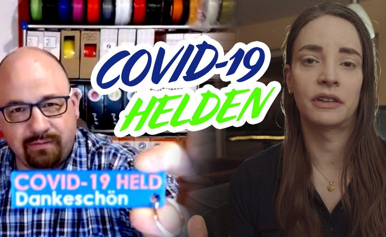 Danke an unsere Alltagshelden - COVID-19 Helden